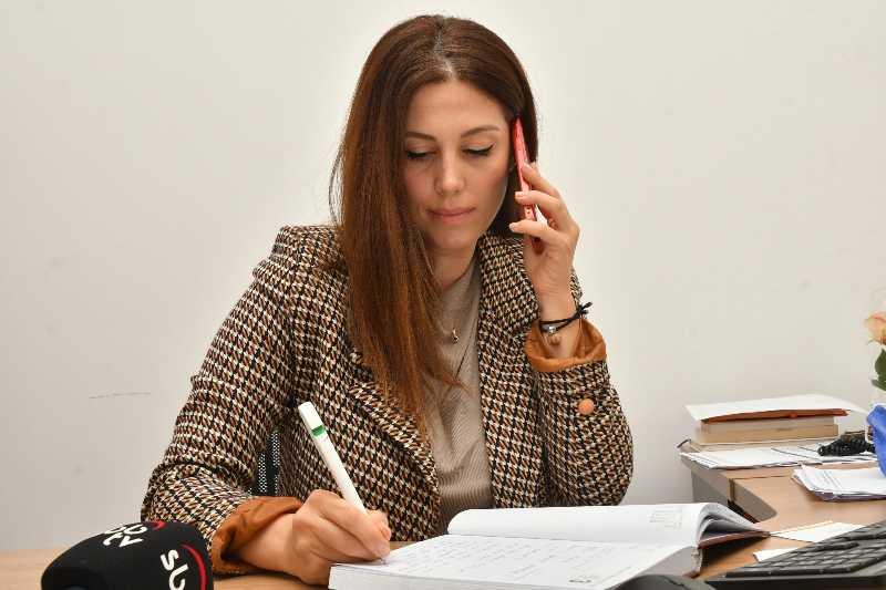 """Samsun Büyükşehir Belediyesi'nden """"pandemi"""" terapisi"""
