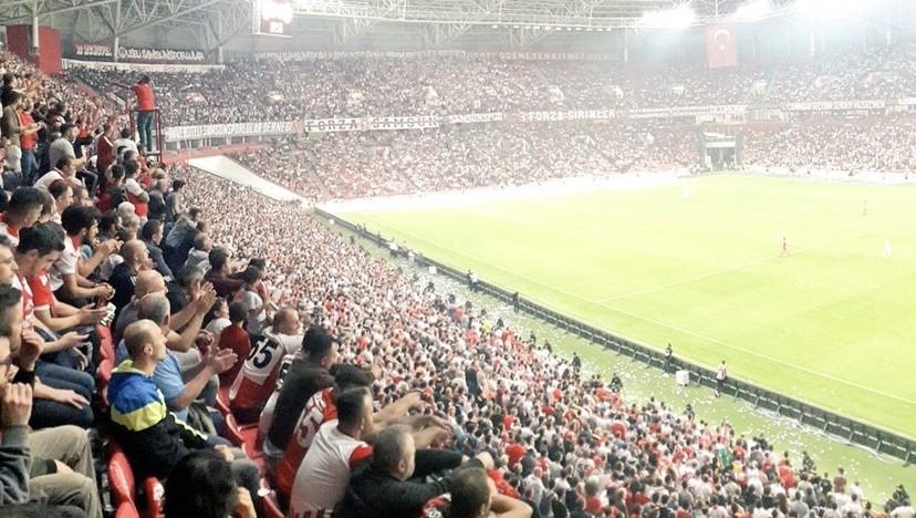 Türkiye'de O Maça Seyirci Alımı Olacak