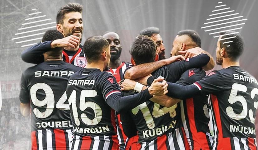 Samsunspor'un 4 Futbolcusuna Ceza Geliyor
