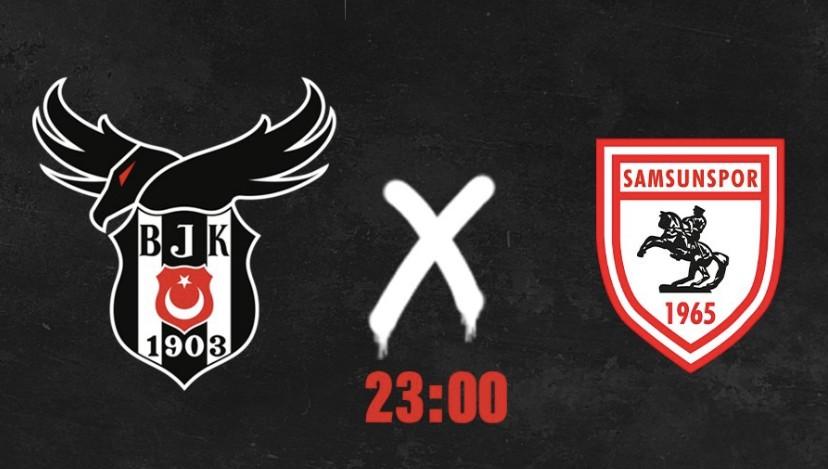 Samsunspor, Beşiktaş Deplasmanından 1 Puanla Döndü