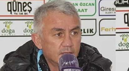 Giresunspor Hocasından Maç Sonu Samsunspor Yorumu