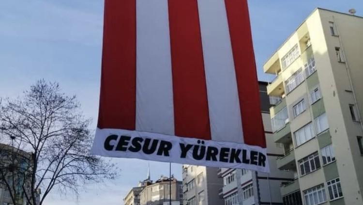 Samsunspor Bayrağı ile ilgili Flaş Gelişme