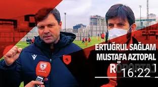 Ertuğrul Sağlam ve Mustafa Aztopal'dan Açıklama