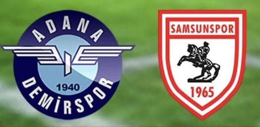 Adana Demirspor'dan Samsunspor'a Çağrı