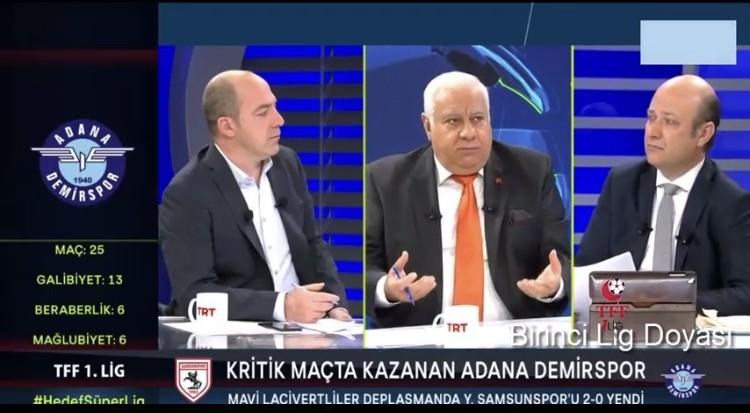 Trtspor Yorumcuları Samsunspor'u Değerlendirdi