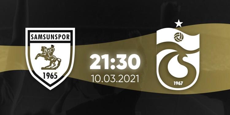 Samsunspor, Trabzonspor'a 3 Attı 3 Aldı