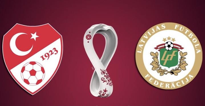 Türkiye-Letonya Goller