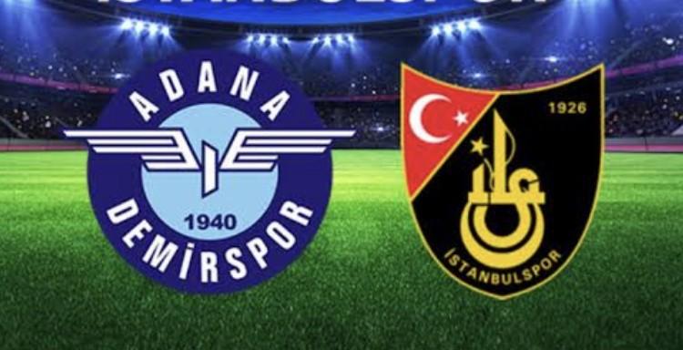 Adana Demirspor – İstanbulspor Maçında Skandal Görüntüler