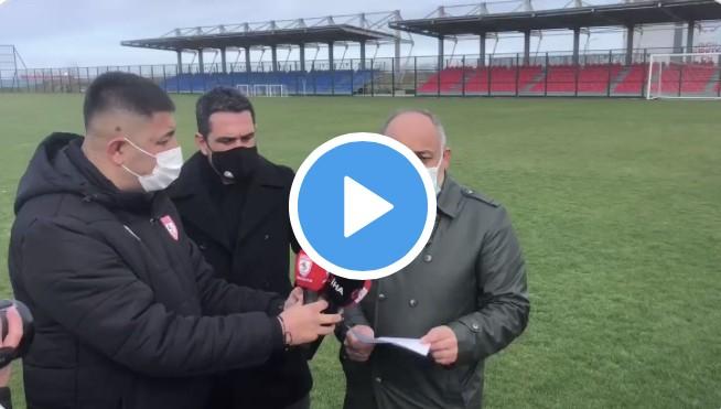 Samsunspor'dan Batı Park Tesisi Açıklaması