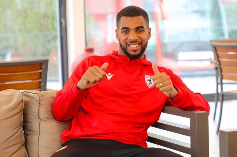 Mathias Coureur: Süper lig yolunda elimden geleni yapacağım