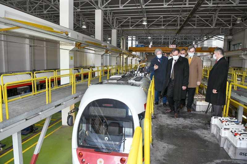 Samsun'da yerli teknolojiye yatırım