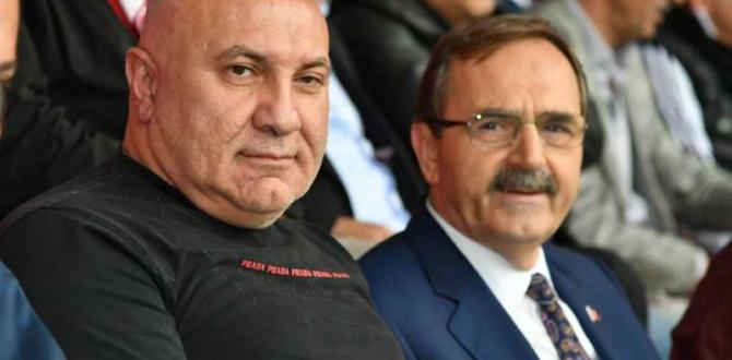 Eski Samsun Büyükşehir Başkanından Samsunspor İçin Tarihi Çağrı