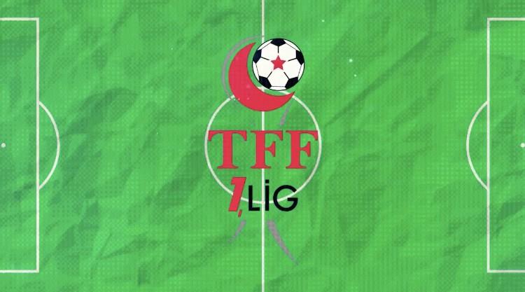 İşte 1.Lig Güncel Puan Durumu ve İlk 4 Takımın Kalan Maçları