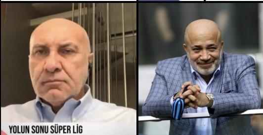 Adana Demirspor Başkanından Samsunspor Maçı Paylaşımı