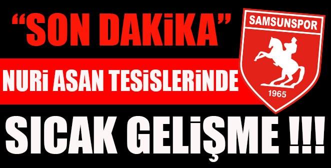 Samsunspor Futbolcuları Bugün İdmana Çıktı mı?