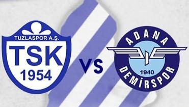 Adana Demirspor Maçı Öncesi Tuzlaspor'da Şok Ayrılık