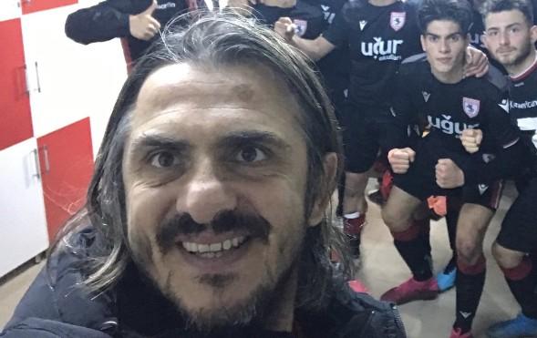 Samsunspor Hocasından Süper Galibiyet Açıklaması
