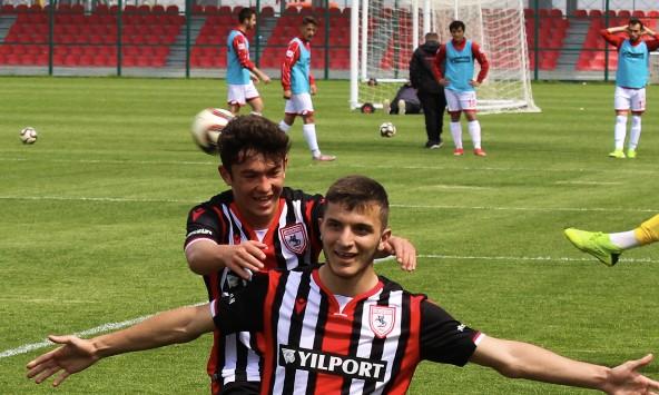 Samsunspor'dan Boluspor'a Karşı Süper Galibiyet
