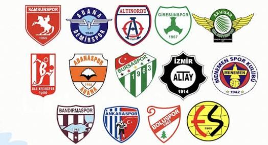 İşte 1.Ligde İlk 4 Takımın Kalan Maçları