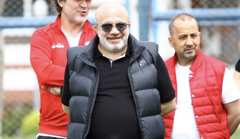 A.Demirspor Başkanından Şampiyonluk Açıklaması