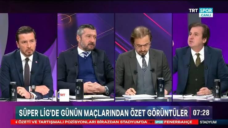 Trt Stadyumda Samsunspor-Balıkesirspor Yorumu