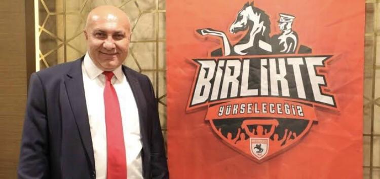 TFF'den Samsunspor Başkanına Ceza