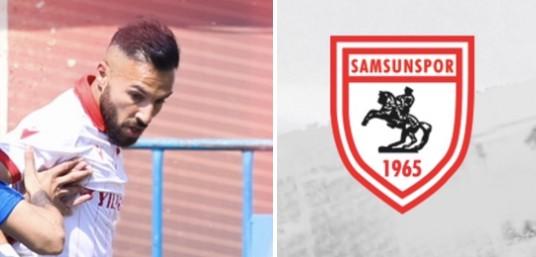 Samsunspor'dan Yasin Öztekin Açıklaması