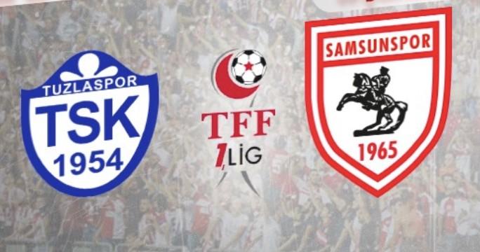 Tuzlaspor-Samsunspor maçında flaş gelişme