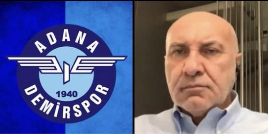Yüksel Yıldırım'dan Adana Demirspor Taraftarına Cevap