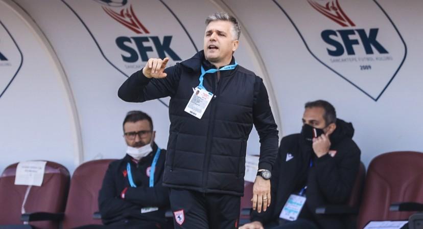 Samsunspor Yardımcı Antrenörü Geylani'den açıklama
