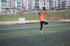 Atakum Belediyespor'a genç eldiven