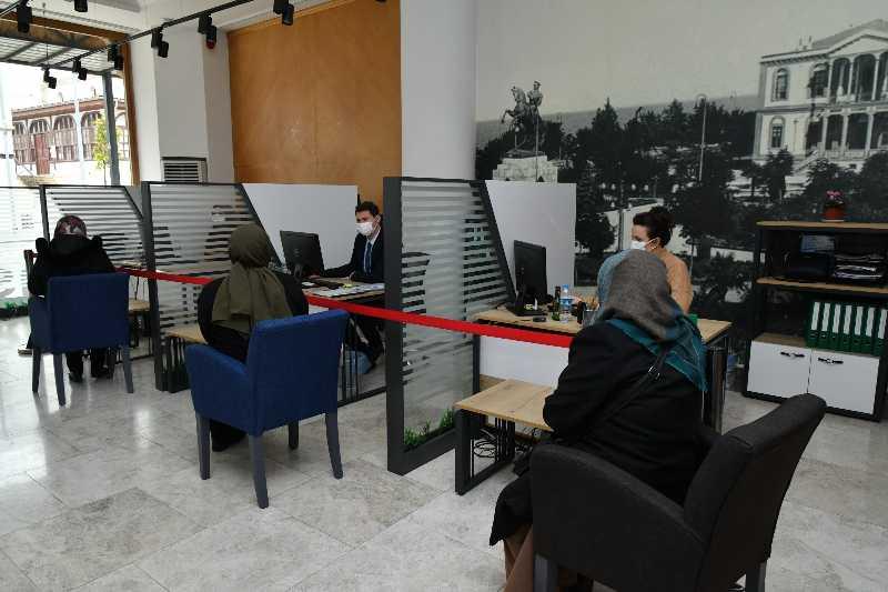 Samsun Büyükşehir, iş arayanlarla işverenleri buluşturuyor