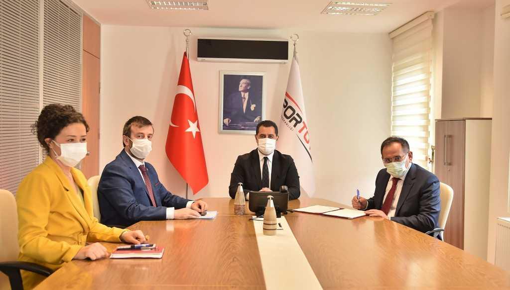 Samsun Büyükşehir'den dev spor yatırımı