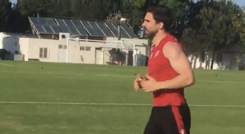 Samsunspor'da Golcü Tomane Sürprizi