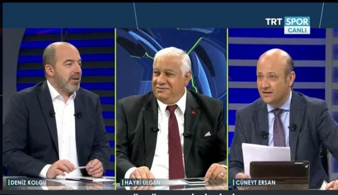 Trtspor'da Samsunspor-Altınordu Yorumları
