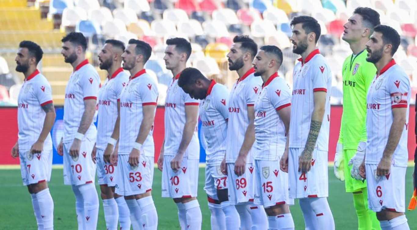 İşte Samsunspor'da Sözleşmesi Biten Oyuncular