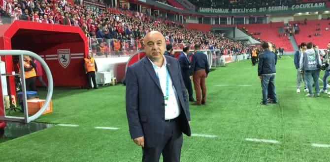 Samsunspor'a Play-Off Yaramıyor