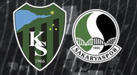 Kocaelispor-Sakaryaspor maçında Samsunspor ayrıntısı