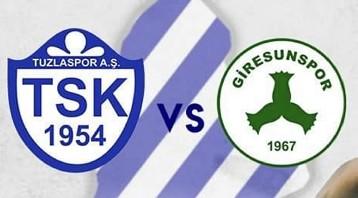 Tuzlaspor-Giresunspor Maçında İlginç Olay