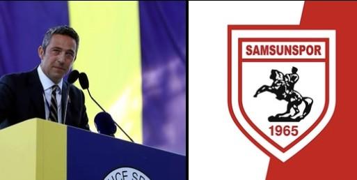 Ali Koç'dan Samsunspor Açıklaması