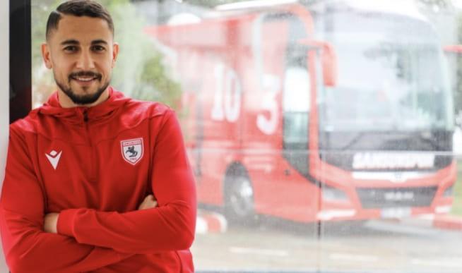 Samsunspor Hamroun için kararını verdi