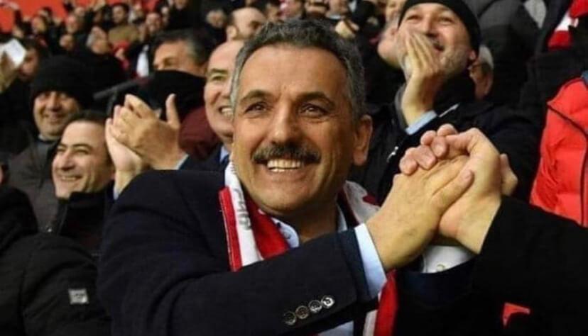 Vali Osman Kaymak'tan Samsunspor Açıklaması