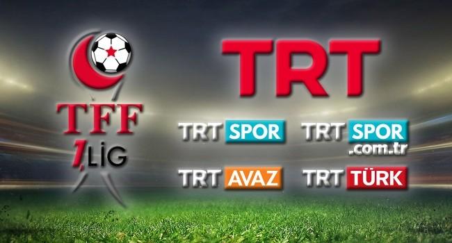 Samsunspor, Giresunspor ve A.Demirspor Maçları Trt'de