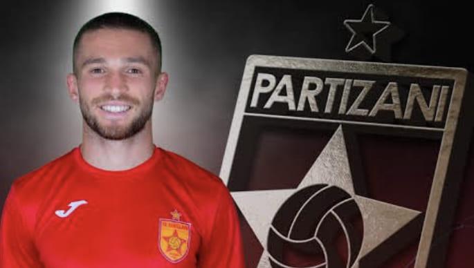 Arnavut Basını Samsunspor'un yeni transferini duyurdu