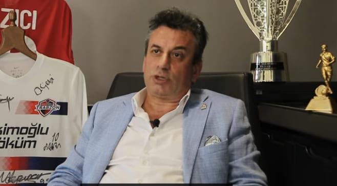 Trabzonlu Başkandan Flaş Samsunspor Açıklaması