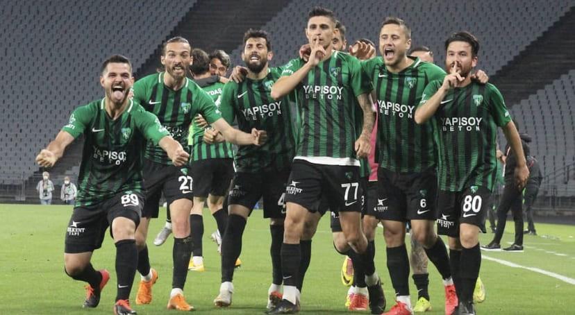 Samsunspor'un gönderdikleri şampiyon oldular