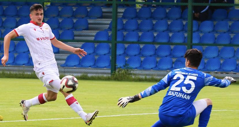 Samsunspor'lu Ali Kılıç'tan Jeneriklik Gol