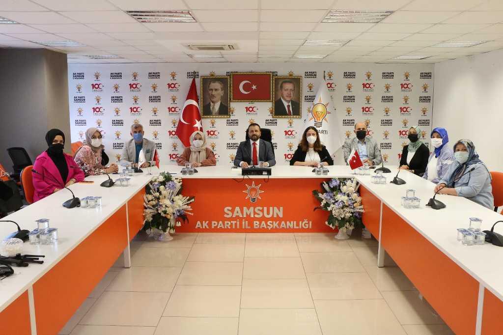 AK Parti Samsun'dan 27 Mayıs açıklaması