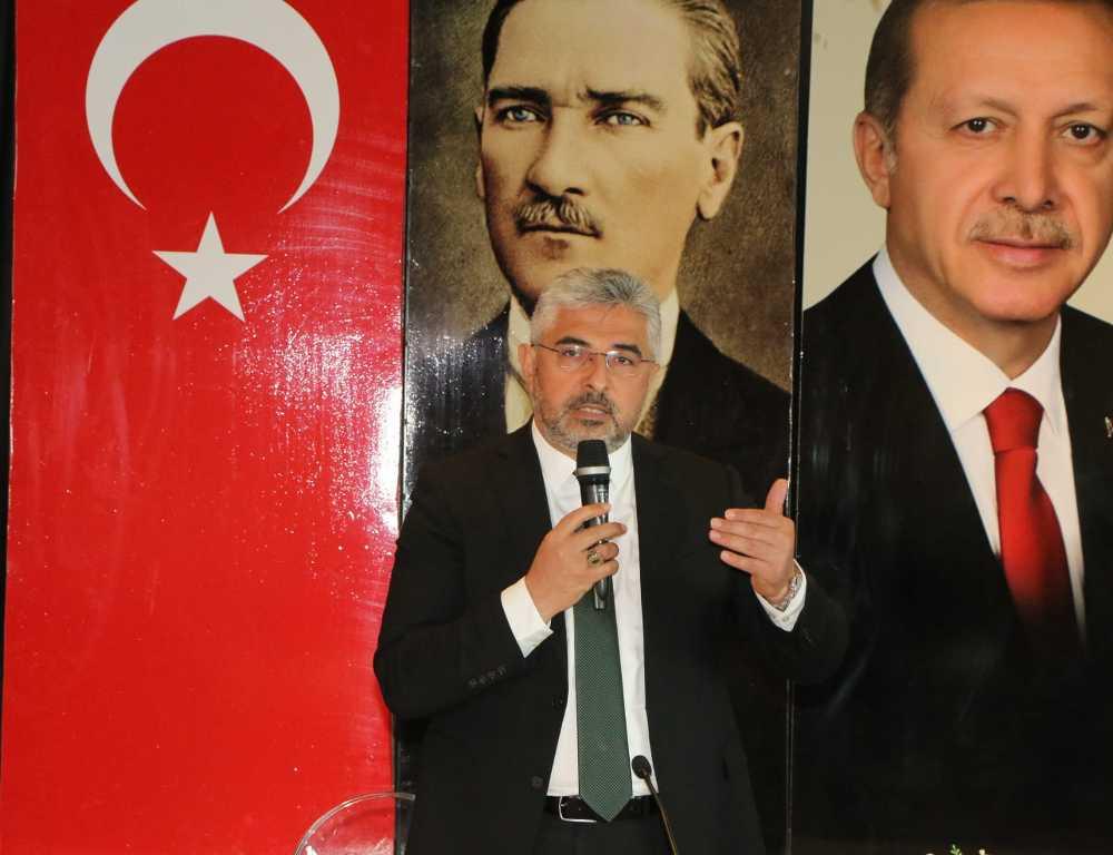 AK Parti'den esnaf çalıştayı