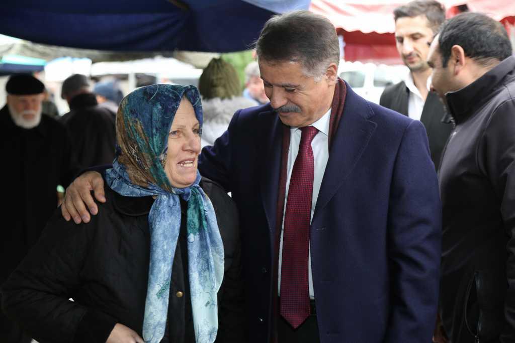 Başkan Cemil Deveci'den Anneler Günü mesajı